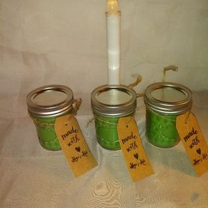 For Christmas Bayberry Soy Candles 6 oz
